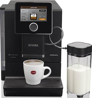 цена на Кофемашина автоматическая Nivona CafeRomatica NICR 960