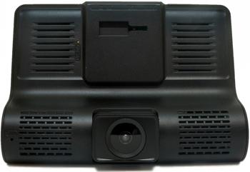 купить Автомобильный видеорегистратор SLIMTEC Triple дешево