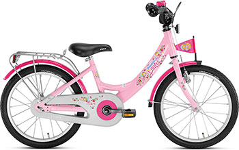 Велосипед Puky ZL 18-1 Alu 4329 Lillifee Принцесса Лиллифи puky puky велосипед 3 х колесный cat 1l lillifee