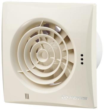 Вытяжной вентилятор Vents 125 Quiet слоновая кость