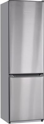 Двухкамерный холодильник NordFrost NRB 120 932 нержавеющая сталь холодильник nord nrb 120 932