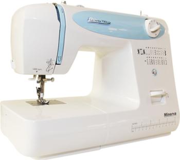 Швейная машина Minerva La Vento 730 LV швейная машина minerva la vento 710lv белый розовый