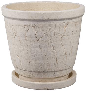 Цветочный горшок ФИТОКЕРАМИКА Аврора №2 1296 горшок фитокерамика тюльпан 2 1224