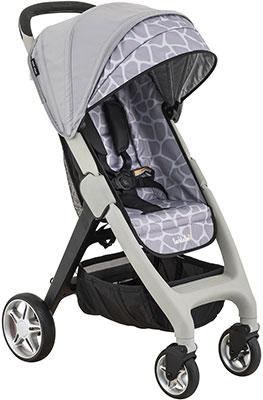 Коляска Larktale Chit Chat Stroller Nightcliff Stone LK 10004 коляски для новорожденных larktale