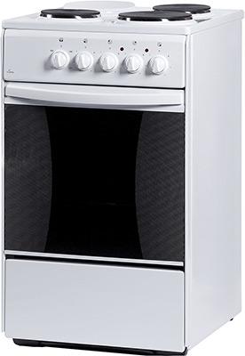Электроплита Flama AE 1304 W белый стоимость