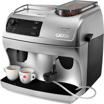 цены на Кофемашина автоматическая Gaggia Syncrony Logic RS в интернет-магазинах