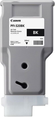 Картридж Canon PFI-320 2890 C 001 Чёрный