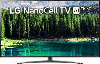 NanoCell телевизор LG 4K UHD 75SM8610
