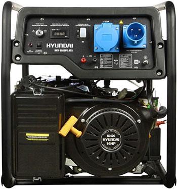 Электрический генератор и электростанция Hyundai HHY 9020FE ATS