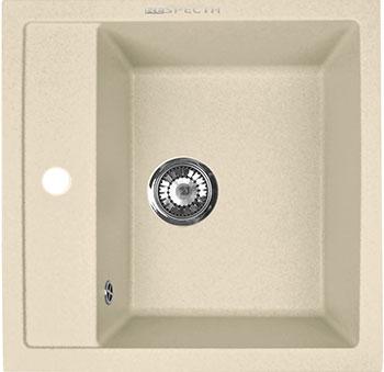 Кухонная мойка Respecta Cubo RC-51 натуральный воск RC51.102 цена