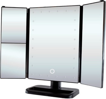 Зеркало настольное одностороннее Gess uLike GESS-805