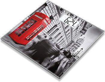 Весы напольные Beurer GS 203 London весы напольные beurer gs 203 london