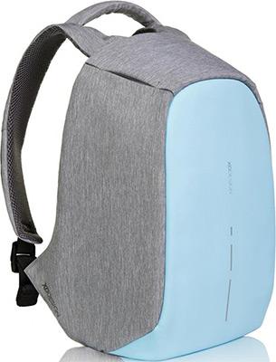 Рюкзак XD Design Bobby Compact (P705.530) голубой рюкзак для ноутбука xd design bobby compact до 14 цвет серый розовый 11 л