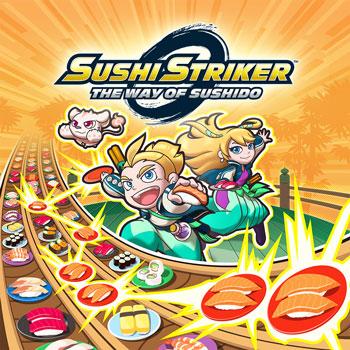 Игра для приставки Nintendo Switch: Sushi Striker: The Way of Sushido