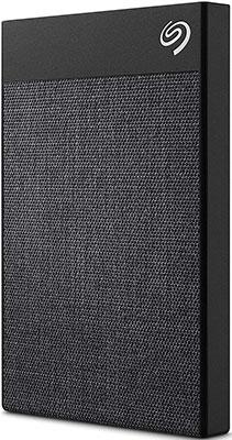 Внешний жесткий диск (HDD) Seagate STHH2000400 2ТБ Backup Plus Ultra Touch 2.5 USB 3.0 Black