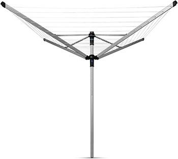 Фото - Сушилка для белья Brabantia Lift-O-Matic Advance 100260 сушилка для белья brabantia уличная lift o matic 50 м