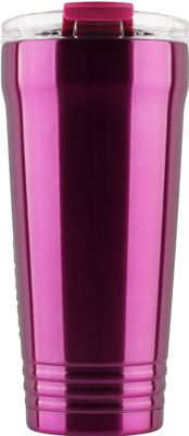 Кружка-термос Igloo из нержавеющей cтали ''Logan'' 650 мл Purple Wine
