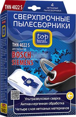Набор пылесборников TOP HOUSE THN 4022 S (4 шт.) 392449