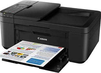 МФУ Canon Pixma TR4540 USB черный мфу canon pixma tr4540 черный