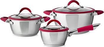 Набор посуды Esprado Farve Vino 6 пр. нерж. сталь фото