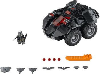 Конструктор Lego Super Heroes Бэтмобиль с дистанционным управлением 76112 lego super heroes 76119 конструктор лего супер герои бэтмобиль погоня за джокером