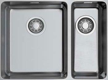 Кухонная мойка Omoikiri Tadzava 58-2-U/IF-IN-L нерж.сталь/нержавеющая сталь кухонная мойка omoikiri sagami 79 2 in нержавеющая сталь 4993733