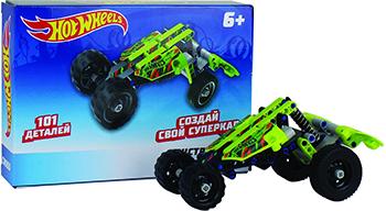 Конструктор 1 Toy Hot Wheels Cross (101 деталь) Т15401