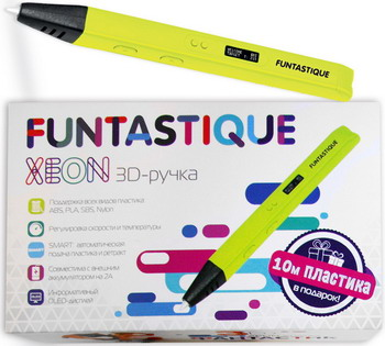 3D ручка Funtastique XEON (Желтый) RP800A YL