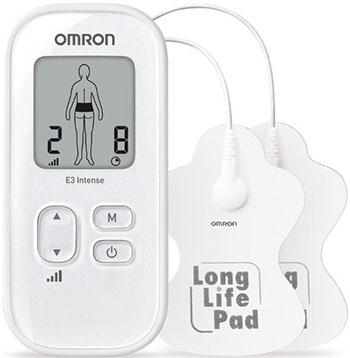 Миостимулятор OMRON Е3 Intense (HV-F021-EW) для обезболивания