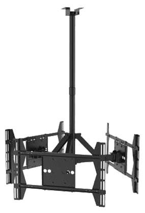 Фото - Кронштейн для телевизоров ONKRON CPRO2L-3 черный кронштейн