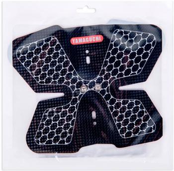 Электроды к миостимулятору Yamaguchi ABS Trainer MIO (черный) (1 шт) 2785