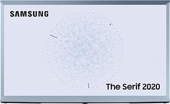 Фото - The Serif телевизор Samsung QE55LS01TBUXRU видеоняня samsung wi fi видеоняня smartcam snh c6417bn