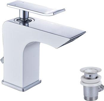 Смеситель для ванной комнаты Lemark Contest LM5806CW для раковины смеситель для раковины lemark contest lm5806cw