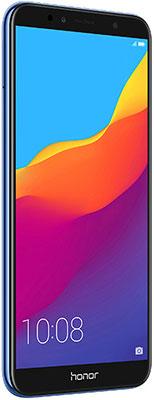 Смартфон Honor 7A Prime 32Gb синий смартфон honor 7a prime 2 32gb blue