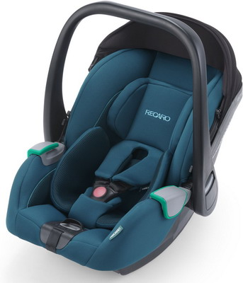 Автокресло Recaro Avan гр. 0+ расцветка Select Teal Green 00089030410050