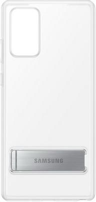 Чеxол (клип-кейс) Samsung Galaxy Note 20 Clear Standing Cover прозрачный (EF-JN980CTEGRU)