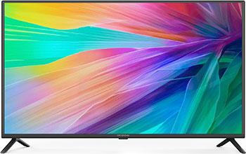 Фото - LED телевизор Hyundai 40'' H-LED40FS5001 Smart Яндекс черный умный пульт яндекс smartcontrol yndx 0006
