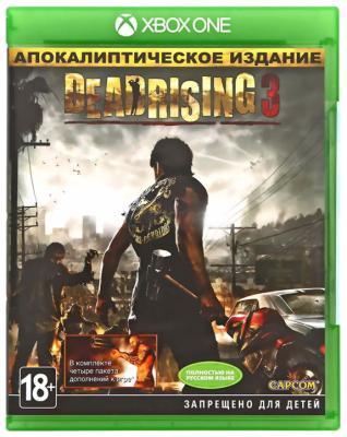 Компьютерная игра Microsoft Xbox One Dead Rising 3 Apocalypse (6X2-00021) dead rising 2 off the record [pc цифровая версия] цифровая версия