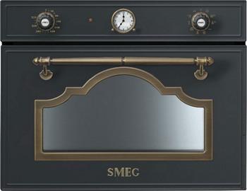 Встраиваемый электрический духовой шкаф Smeg SF 4750 VCAO smeg sf 4750 vcbs