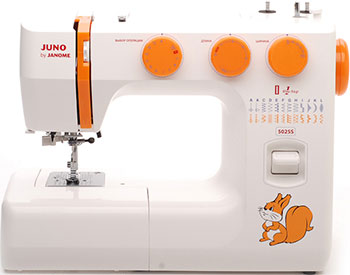 Швейная машина Janome Juno 5025 S