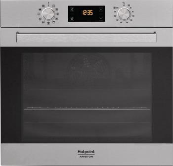 цены Встраиваемый электрический духовой шкаф Hotpoint-Ariston FA5 844 JH IX HA