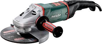 Угловая шлифовальная машина (болгарка) Metabo WE 26-230 MVT Quick 2600 вт 606475000