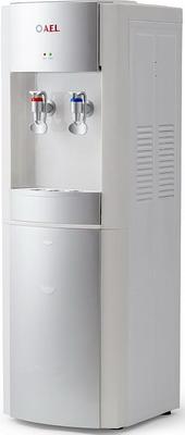 Кулер для воды AEL LD-AEL-28 white/silver кулер для воды ael ld ael 28 marengo silver
