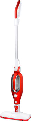 Пароочиститель Kitfort КТ-1005-2 красная