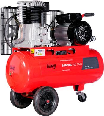 Компрессор Fubag B 4000 B/100 СМ3 45681496 компрессор fubag b 2800 b 100 cm3