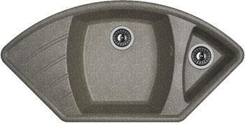 Кухонная мойка DrGans ГАБИ черный кухонная мойка drgans габи 1015х510 x 217 цвет дюна