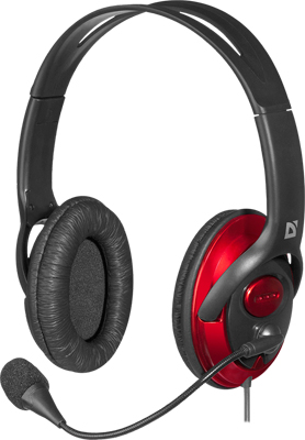 цена на Компьютерная гарнитура Defender Phoenix 875 U USB 63876