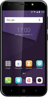 Смартфон ZTE Blade A6 черный смартфон zte blade a6 black