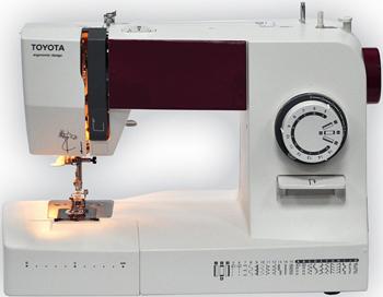 Швейная машина Toyota ERGO 26 D 5411450004473 toyota швейная машина