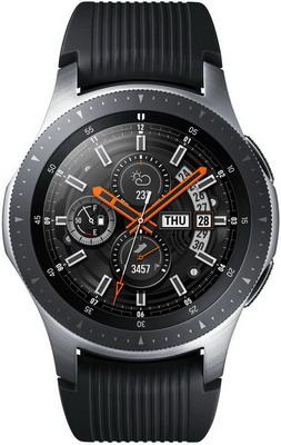 Часы Samsung Galaxy Watch 46 mm SM-R800 серебристая сталь
